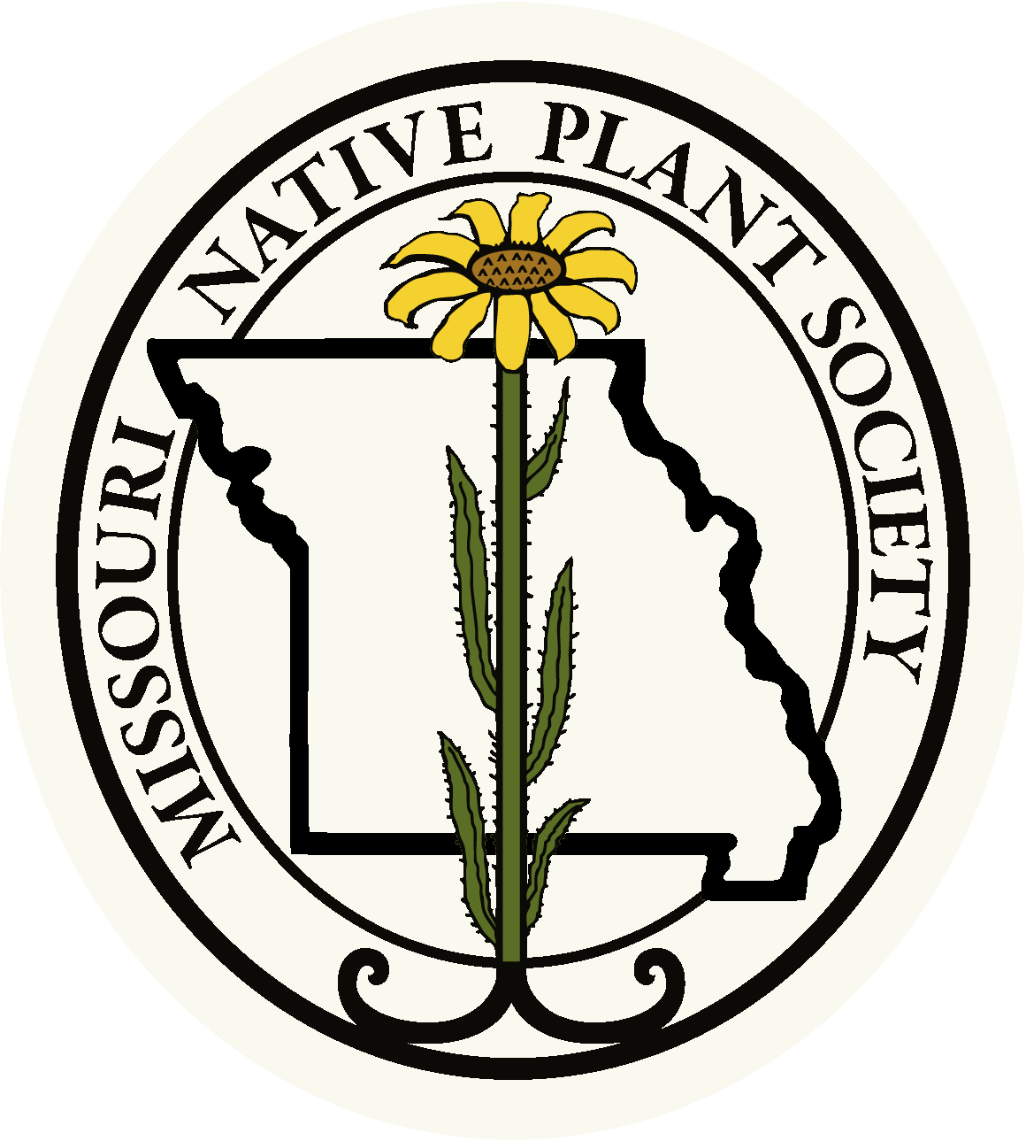 Missouri Native Plant Society Logo